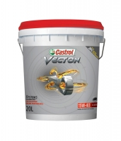 Масло моторное CASTROL Vecton 15W40