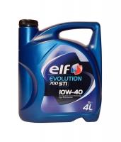 Масло моторное ELF Evolution 700 10W40