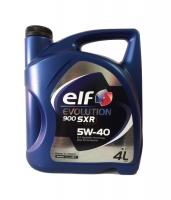 Масло моторное ELF evolutionv 900 sxr 5w40