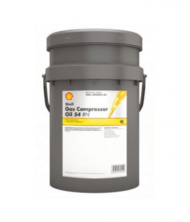 Масло Компрессорное SHELL Gas Compressor oil S4 RN68