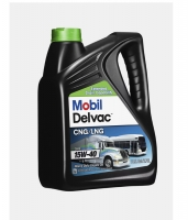 Масло моторное MOBIL Delvac CNG/LNG 15W40