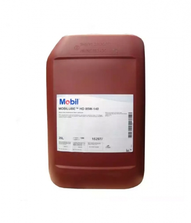 Масло трансмиссионное MOBIL Mobilube HD GL-5 85W140