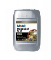 Масло трансмиссионное MOBIL Mobilube SHC 75W90