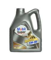 Масло моторное MOBIL Super 3000 XE 5W30
