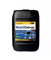 Масло моторное Mobil Delvac Super 1400 15W40