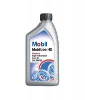 Масло трансмиссионное Mobil Mobilube HD 80W90