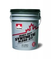 Масло трансмиссионное PETRO-CANADA HEAVY DUTY SYNTHETIC BLEND ATF