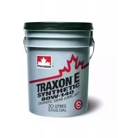 Масло трансмиссионное PETRO-CANADA TRAXON E SYNTHETIC CD-50