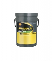 Масло моторное SHELL Rimula R6 LМ 10W40