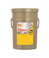 Масло моторное SHELL Rimula R6 MS 10W40