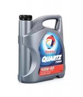 Масло моторное TOTAL Quartz 7000 10W40