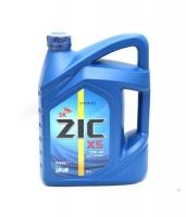 Моторное масло ZIC Х5 10W40