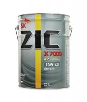 Масло моторное ZIC 7000 10W-40