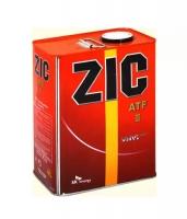 Масло трансмиссионное АКПП ZIC ATF 2