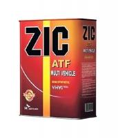 Масло трансмиссионное АКПП ZIC ATF MULTI