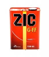 Масло трансмиссионное ZIC G-FF 75W85