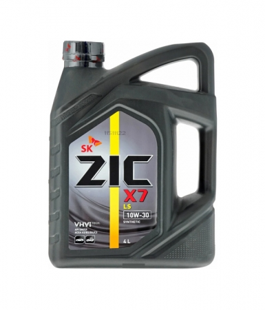 Моторное масло ZIC X7 10W30