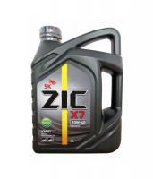 Моторное масло ZIC X7 Dizel 10W40